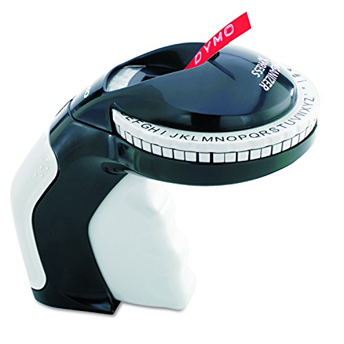 Light Duty Letter (DYMO Organizer Xpress Pro Label Maker, 1 Line, 3 1/10w x 8 3/10d x 2 3/5h (12966))