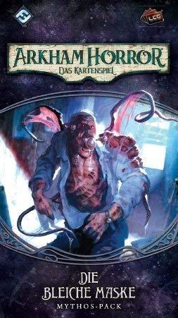 Fantasy Flight Games ffgd1114 Arkham Horror: LCG - Pack de ...