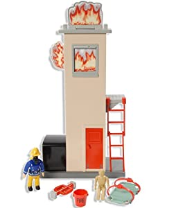 Fireman Sam - 8pc Training Tower Playset