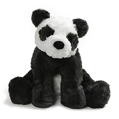 "GUND Cozys Collection Panda Bear Stuffed Animal Plush, Black and White, 10"" from GUND"