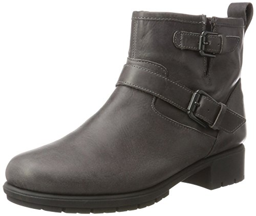 Aerosoles Damen Just Ride Warm Rock Chelsea Boots Grau (Asphalt)