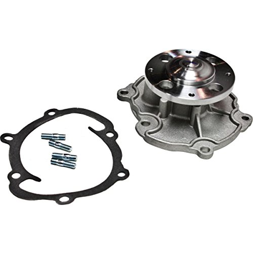 Chevy Camaro Water Pump (Diften 399-A2796-X01 - New Water Pump Chevy Chevrolet Camaro Malibu Buick Rendezvous Cadillac CTS)