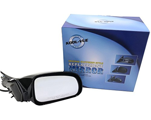 Grand Pontiac Glass Prix Mirror (Kool Vue PT15ER Pontiac Grand Prix Passenger Side Mirror, Foldaway)