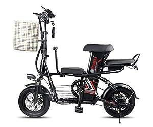 Y&XF Scooter eléctrico, Bicicleta Scooter eléctrico Plegable ...
