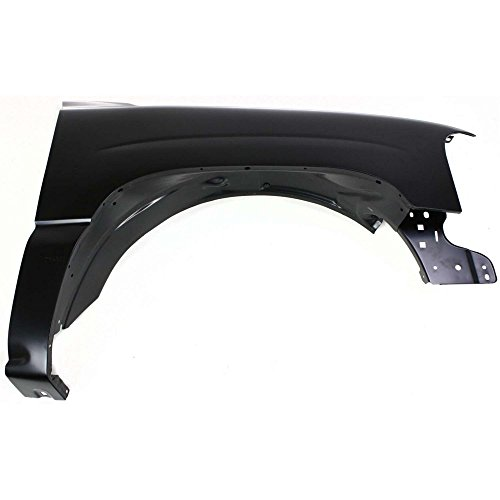 2001 Right Fender - Fender compatible with GMC Sierra Pickup 99-07 RH USA Built Front Right Side