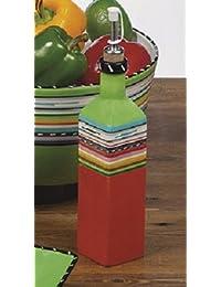 Investment 41475 Santa Fe By Nancy Green Oil Bottle Certified International deal