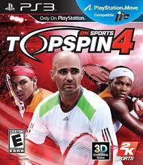 Top Spin (Topspin 4)
