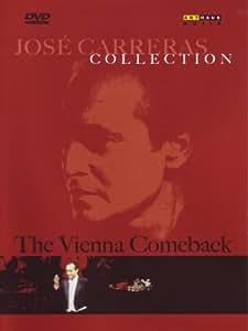 Jose Carreras Collection: The Vienna Comeback [Import]