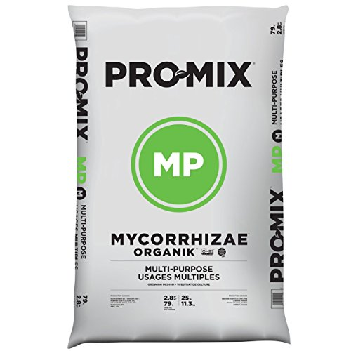 8028103RG PRO-MIX MP Mycorrhizae Organik Multi-Purpose Grower Mix, 2.8cu ft (Growers Mix)