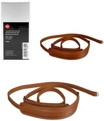 Neck Strap Cognac Typ 109 Leica 18824 D-Lux