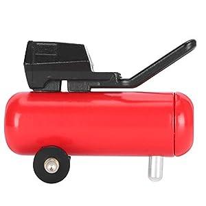 Simulation Air Pump, Rc Air Pump, Highly Simulation for Rc Car Model Rc Car Professional Use General Purpose(red)