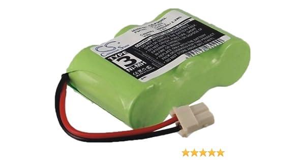 Amazon.com : VINTRONS 3.6V Battery For Pansonic CLT177, CLT986, 23396, 52313, Sony BP-T26, CLT577, 29512, CAS125 : Camera & Photo