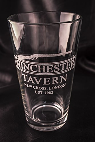 Shaun of the Dead Pint Glass - Winchester -