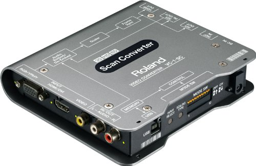 Roland VC-1-SC Up/Down/Cross Scan Converter to/from SDI/HDMI