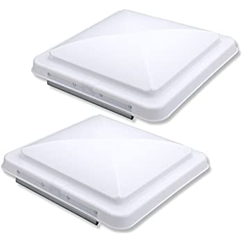 Amazon.com: VETOMILE RV Roof Vent Lid Cover Universal