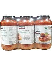Kirkland Signature Marinara Sauce Organic 3 X 860 Ml Net Wt (2580 Ml), 2580 milliliters