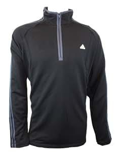 Adidas Arctic Quarter Zip Jacket Black XL