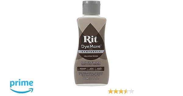 Rit DyeMore Tinte líquido para sintéticos, fórmula avanzada, materiales sintéticos, Multicolor, 5.08 x 6.35 x 15.24 cm: Amazon.es: Hogar