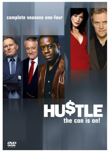 Hustle: Complete Seasons 1-4