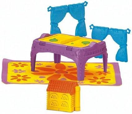 Fisher-Price Dora la Exploradora Dora-mágico Welcome House-Sala de juegos: Amazon.es: Juguetes y juegos