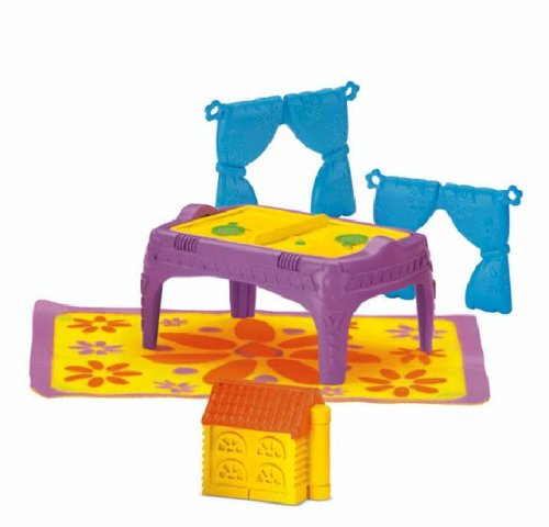 Magical Welcome House (Fisher-Price Dora the Explorer-Dora Magical Welcome House-Playroom)