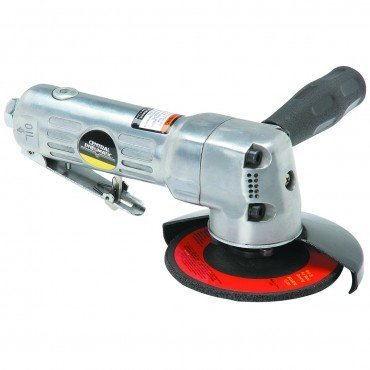 Central Pneumatic 4 Air Angle Grinder