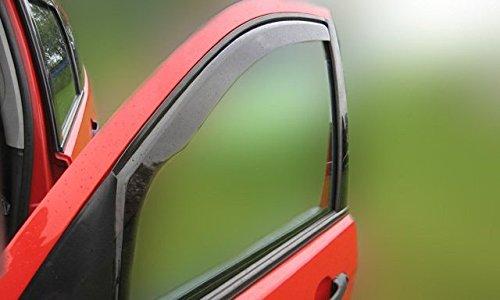 avant 2017//2/pcs. //2008 D/éflecteurs dair Ford Fiesta MK6//3/portes