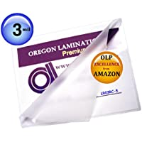 Qty 500 Letter Laminating Pouches 3 Mil 9 x 11-1/2 Hot
