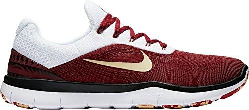 Nike Heren Gratis Trainer V7 Week Nul Florida State Editie Sportschoenen Ons) Florida