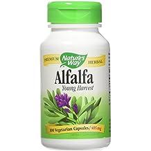 Nature's Way Alfalfa Leaves -- 100 Capsules