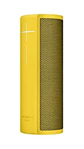 Ultimate Ears Blast Portable Wi-Fi/Bluetooth Speaker, Yellow Lemonade