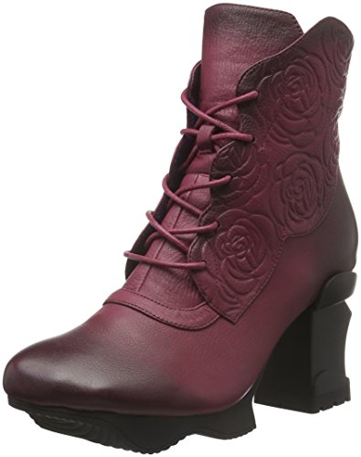 Laura Vita Armance 101, Botines para Mujer Rojo - Rot (WINE)