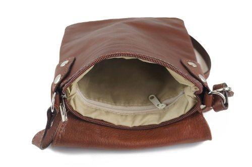 Sacs bandoulière femme Company Turquoise Bag Italian HqSEn7gwx