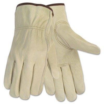 CRW3215L - Memphis Economy Leather Driver Gloves Economy Drivers Glove