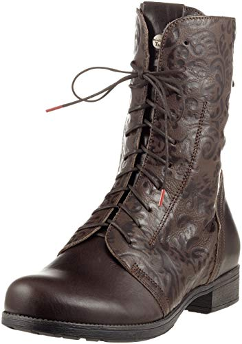 Espresso Denk 383026 Ankle Think Women's 41 Boots SYczg84g