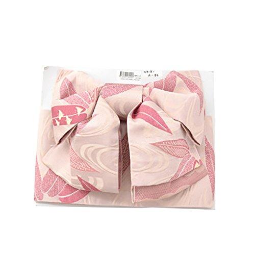 蒸留するうなるストローク浴衣 帯 別誂え 浴衣作り帯 結び帯 付け帯 日本製 レディース