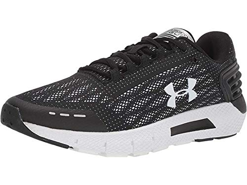 Under Armour Men's UA Charged Rogue Black/White/White 15 D US