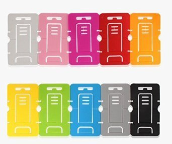 12Pc Multicolor Universal Multi-function Portable Transforme