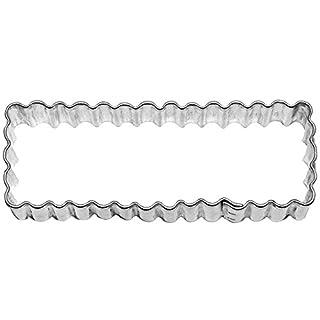 Shortbread Cookie Cutter 3 in B0900 - R&M International - Tin Plate Steel