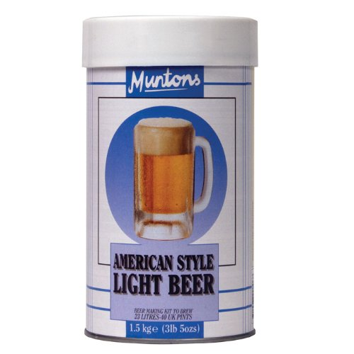 [American Style Light Beer Hopped Malt Extract] (Hopped Extract)