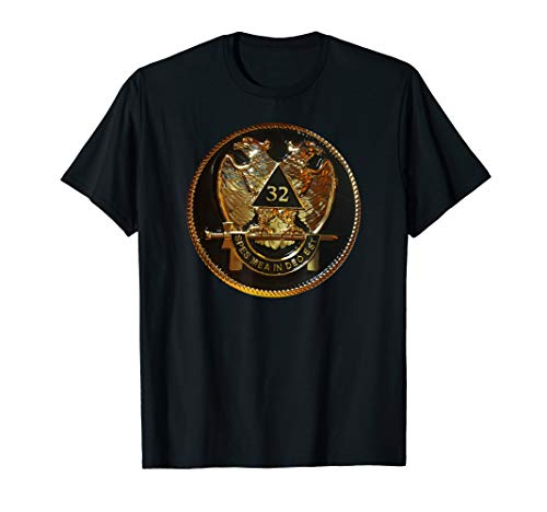 - Freemason Masonic Scottish Rite 32nd Degree shirt