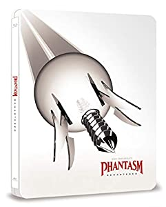 Phantasm:Remastered [Blu-ray] Steelbook Limited Edition by Well Go USA