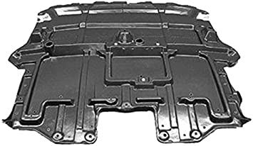 Partslink Number LX1028100 Multiple Manufacturers OE Replacement 2006-2010 Lexus IS250 Tow Hook Cover