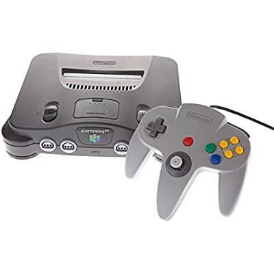 nintendo-64-system-video-game-console