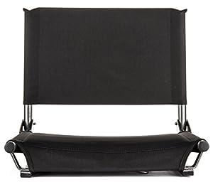 """Cascade Mountain Tech Stadium Seats for Bleachers 18.5"""" wide with Aluminum Back from Cascade Mountain Tech"""