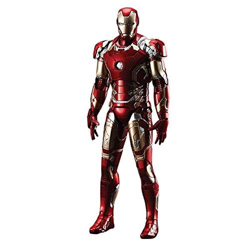Dragon Models 1/9 Age of Ultron Iron Man Mark 43 Action Hero Vignette Building Kit (Multi-Pose Version) from Dragon Models USA