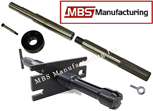 - MBS Mfg Boat Alpha Bravo OMC Volvo Gimbal Bearing Installer Puller + Alignment Tool