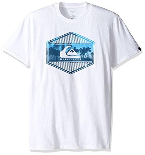 Quiksilver AQYZT04403 Mens Retox T Shirt product image