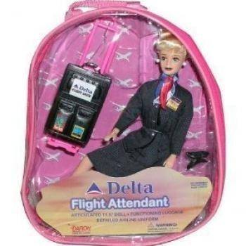 Descuento del 70% barato Delta Delta Delta Flight Attendant by Daron  tomar hasta un 70% de descuento