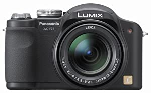 Panasonic Lumix DMC-FZ8S 7.2MP Digital Camera with 12x Optical Image Stabilized Zoom